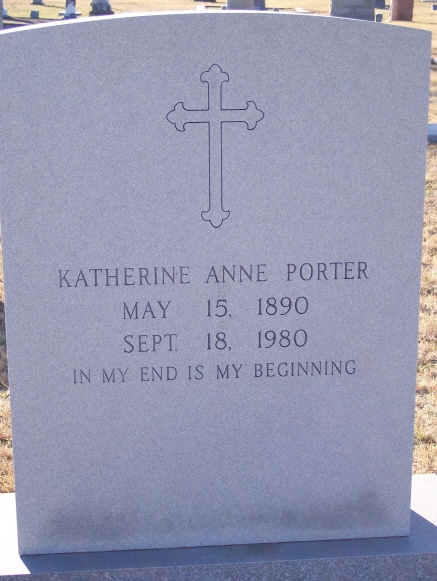 katherine anne porters rope essay Give praise with psalms that tell the trees to sing, give praise with gospel choirs in storefront churches, mad with the joy of the sabbath, give praise with the babble of infants, who wake with the sun, give praise with children chanting their skip-rope rhymes, a poetry not in books, a vagrant mischievous poetry living wild on.